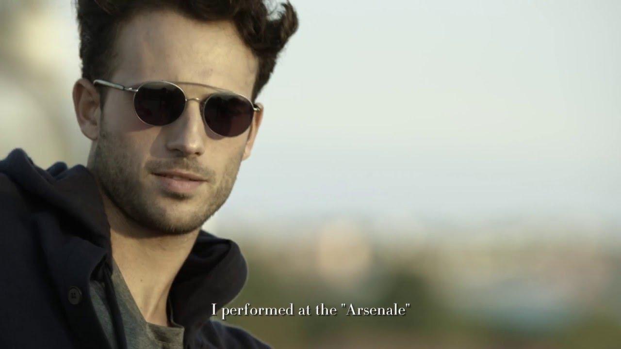 09184372a60 Giorgio Armani - Frames of Life - 2016 Campaign - Damiano from Italy -  YouTube