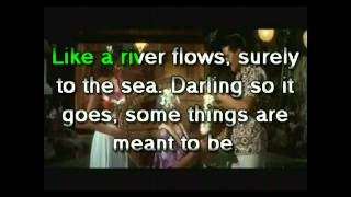 CAN'T HELP FALLING IN LOVE-ELVIS KARAOKE HD - NEW REMAKE