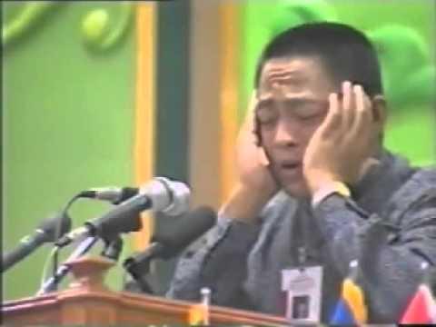 Surah Ar_RA'D - Abdul Basit Imam Tumara - Qari From , Lanao Del Sur , Philippines