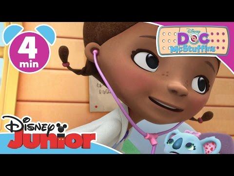 Magical Moments | Doc McStuffins: Lala's First Check-Up | Disney Junior UK