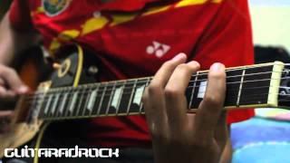 Pas Band - Gladiator Guitar Cover