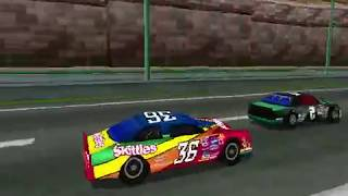 Daytona USA Deluxe Special Edition (PC) - First footage in YouTube ever!
