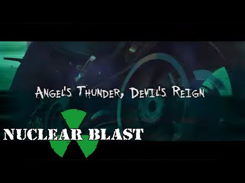 RIOT V - Angel's Thunder, Devil's Reign (OFFICIAL LYRIC VIDEO)