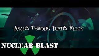 RIOT V - Angel's Thunder, Devil's Reign (OFFICIAL LYRIC VIDEO)