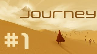 Let's Play Journey - EP1 - Sandy