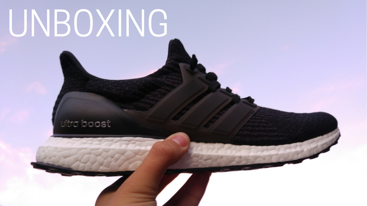 ADIDAS ULTRA BOOST 3.0   UNBOXING   LACING   ON FEET