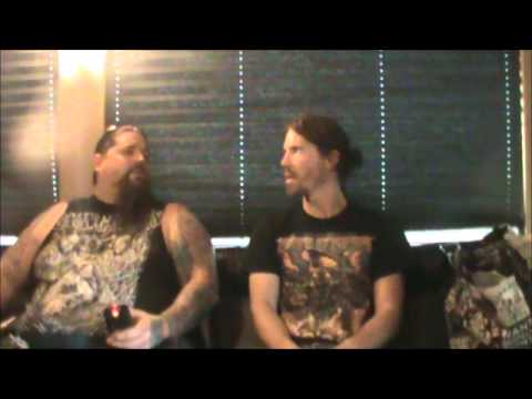 Battlecross - Exclusive Kevin Talley Interview - Mayhem Festival 2013