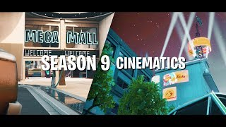 Fortnite - SEASON 9 Map Update Free CINEMATIC Pack (Téléchargements gratuits)