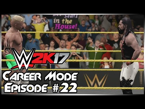 WWE 2K17 My Career - Episode 22: Forming A Tag Team!