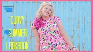 Curvy Summer Lookbook | Sprinkle of Glitter