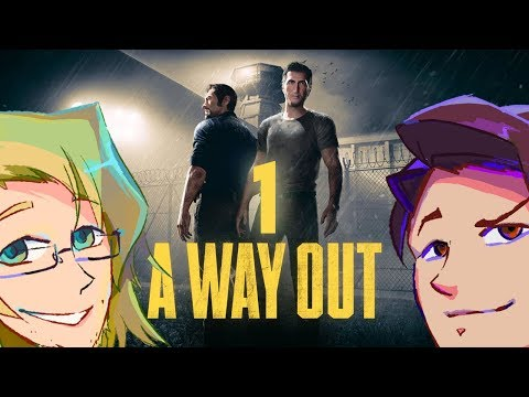 A Way Out: Fresh Meat  EPISODE 1  Friends Without Benefits