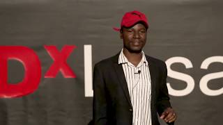 The Simple Art of Finding Humour in Your Problems   Lord Wapi   TEDxLusaka