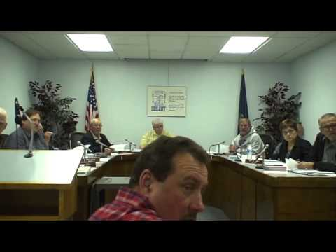 Beloit Ks City Council Meeting 12-17-13 Part 1