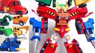 全国の玩具野郎集結せよ!韓国で大人気の「ハローカーボット」の6体合体...