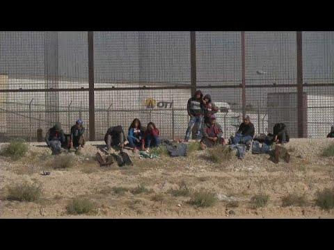 بعد مسيرة 4000 كم.. مهاجرون يجدون الحلم الأمريكي -مستحيل- التحقيق…  - نشر قبل 2 ساعة