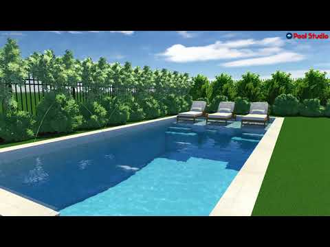 Pool Studio 48D Swimming Pool Design Software YouTube Unique 3D Swimming Pool Design Software