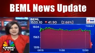 Deferred Divestment of BEML for more due diligence: MoS Defence | CNBC TV18