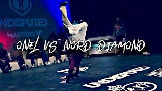 UNDISPUTED 2019. Bboys ONEL vs NORD DIAMOND. -ab-