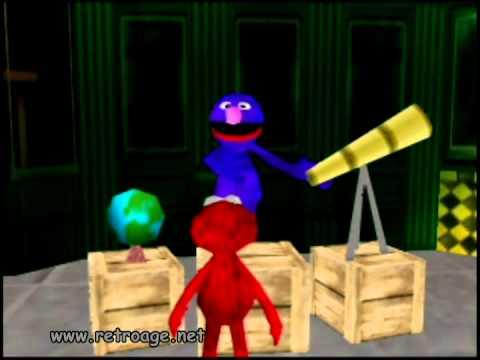 Elmo's Letter Adventure [N64]