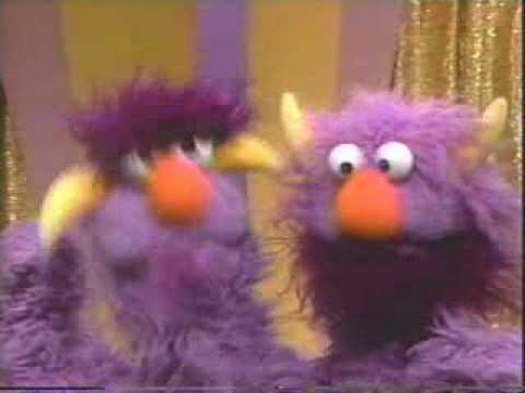 Classic Sesame Street - The How Many Game??