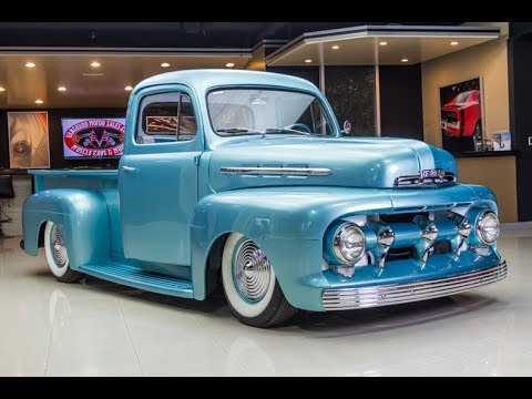 1951 Ford Pickup For Sale