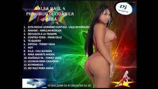 salsa baul cuatro 4 dj gregory slayer discplay