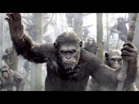DAWN OF THE PLANET OF THE APES Official Trailer [HD 1080p]