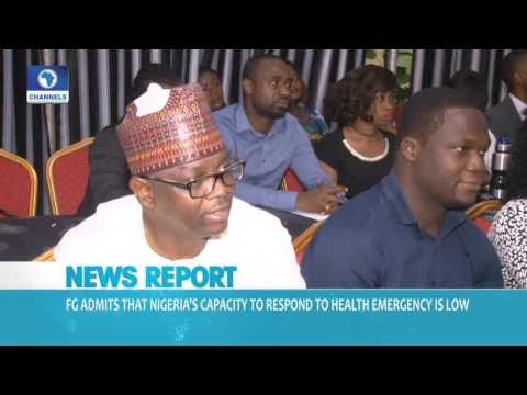 Dateline Abuja: Prof Adewole Speaks On Improving Healthcare Delivery In Nigeria Pt 1