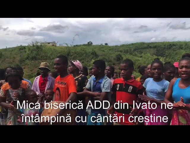 Evanghelizare în comuna Ivato - Zona de junglă de pe coasta de sud-est a Madagascarului