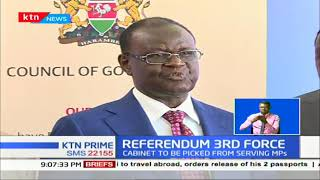 Council of Governors  kick off referendum attempt
