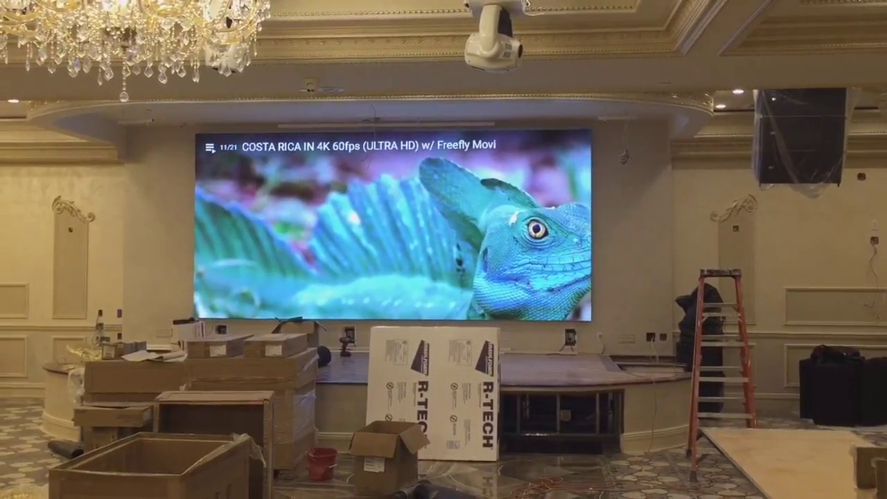 LED Video Wall P5 \