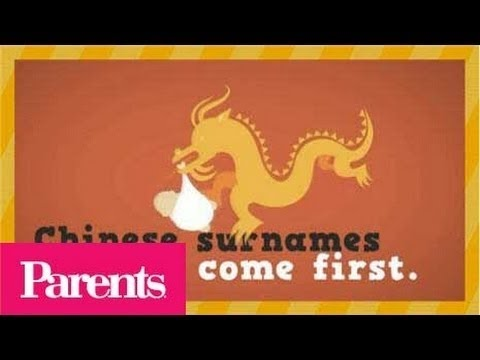 Chinese Baby Names | Parents