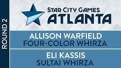 SCGATL: Round 2 - Allison Warfield VS Eli Kassis [Modern]