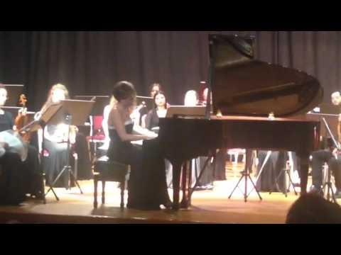 Rüya Taner İzmir Konseri - Dokuz Eylül Üniversitesi Senfoni Orkestrası ile