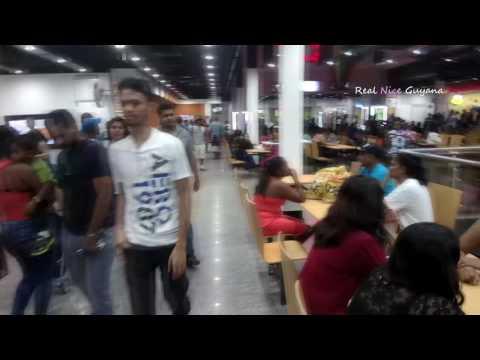 Giftland Mall, Turkeyen, East Coast Demerara Guyana, Caribbean