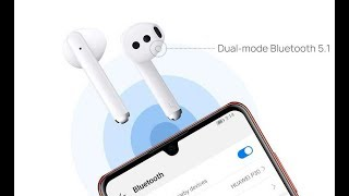 HUAWEI FreeBuds 3 Wireless Bluetooth Earphone with Intelligent Noise Cancellation - Test