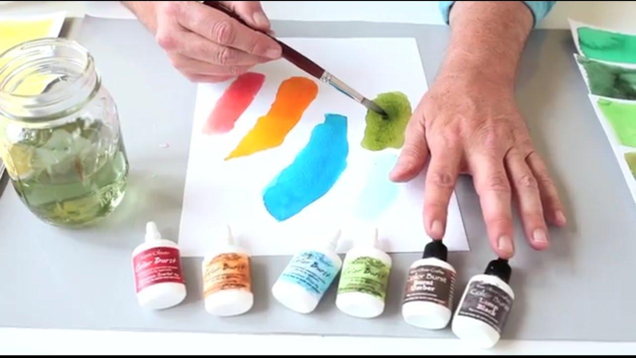 Ken Oliver Crafts Color Burst Rich Moroccan Shades