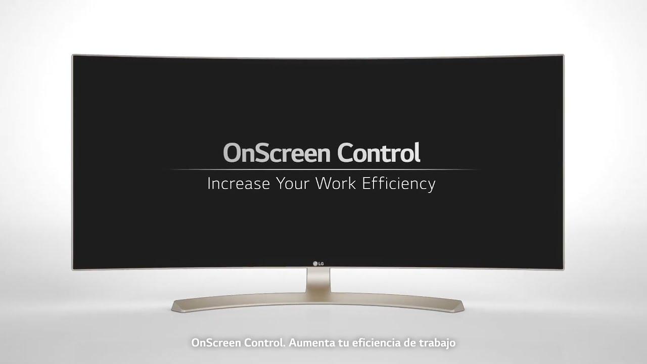 ¡Aprende a usar el OnScreen Control!