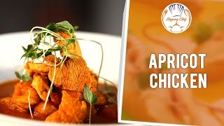How To Make Apricot Chicken By Chef Michael || Hopping Chef