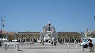 Praça do Comércio Lisboa Portugal/ Trade Plaza Lisbon Portugal