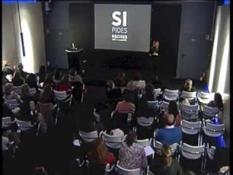 Creer es crear: Marta Romo at TEDxGranViaWomen