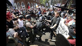 Charlottesville Violence, From YouTubeVideos