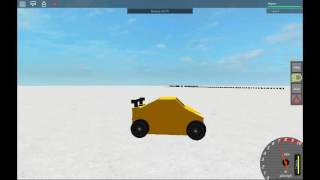 Roblox KRS - New ATS Chassis