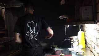 Как готовят мясо на хоспере