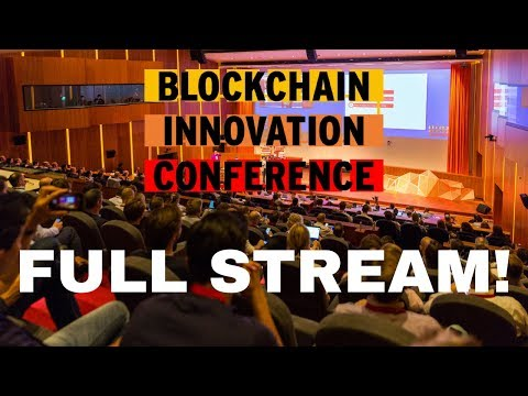 Blockchain Innovation Conference 2018 - June 7 - Rabobank Utrecht