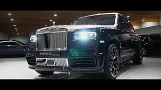 ROLL ROYCE -BY-MANSORY-CALLIAN EXTERIOR & INTERIOR DETAILS     BY. MUSIC LIFE