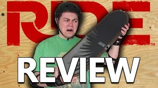 Tony Hawk RIDE Review - Square Eyed Jak