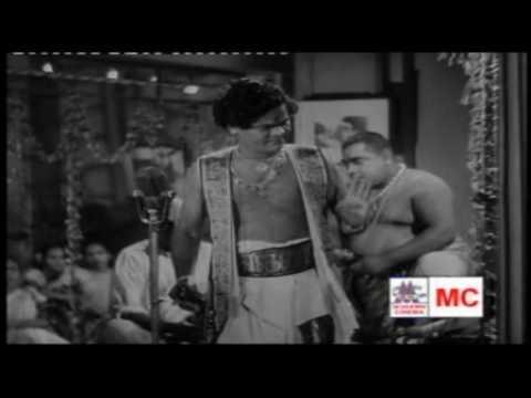 Kinthan Sarithirame Song NSK      Nalla thambi tamil