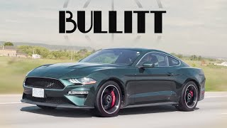 2019 Ford Mustang Bullitt Review - Is Steve McQueen Still Relevant?