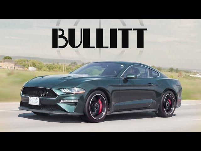 2019 Ford Mustang Bullitt Review - Is Steve McQueen Still Relevant?